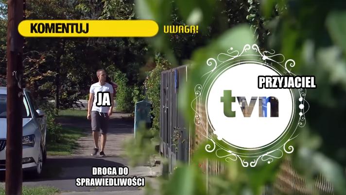 Szymon Sokół Uwaga TVN